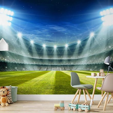 "Paper photo wallpaper ""Football Stadium of Champions"""